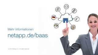 Backup in der Cloud mit NetApp zertifizierter Qualität