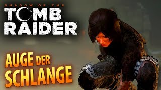 Shadow of the Tomb Raider #032 | Das Auge der Schlange | Gameplay German Deutsch thumbnail