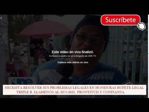 SPSTV. Crisis post electoral honduras 19 dic 2017