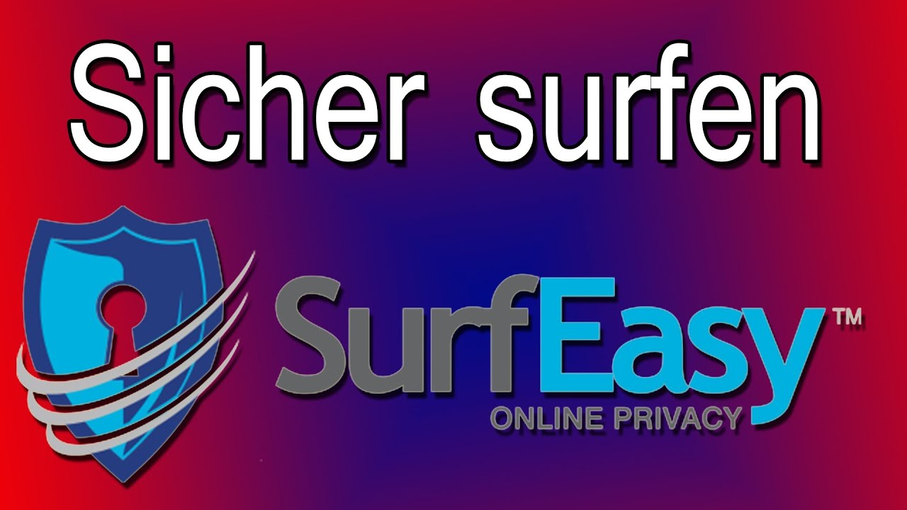 Sicher Surfen Vpn