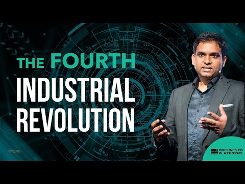 The fourth industrial revolution - keynote by Sangeet Paul Choudary at the Seoul Summit