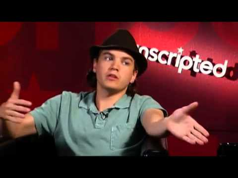 Unscripted with Emile Hirsch and Christina Ricci