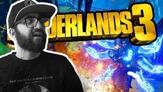 🔥 BORDERLANDS 3 : Premières IMPRESSIONS après 2H de jeu ! | Gameplay FR