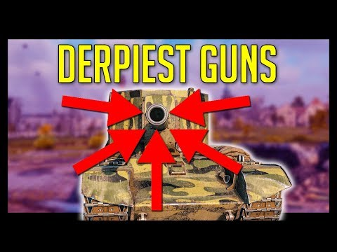 Derpiest Guns Can't Behave! ► World of Tanks Gameplay [YVIP] thumbnail