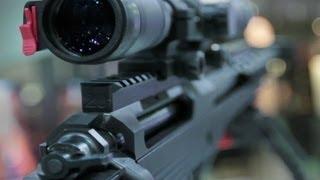 ArmaLite AR30 - Shot Show 2013
