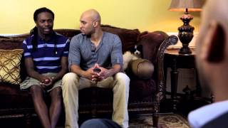 Black gay dads Kordale and Kaleb trying for 4th child and eyeing film project