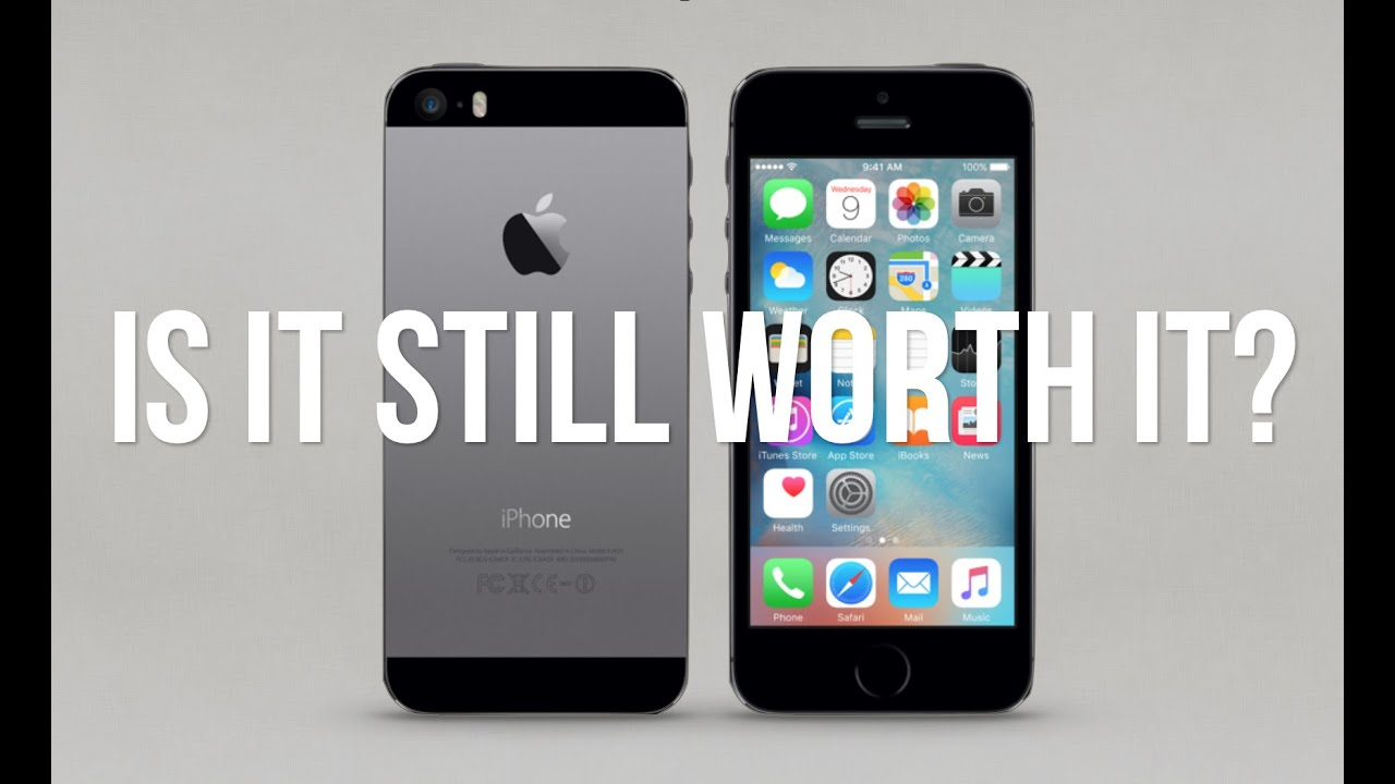 iPhone 5s 2015-2016 Late Review (Is it still worth it?)