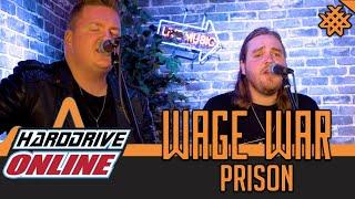 Wage War - Prison (Live Acoustic) | HardDrive Online