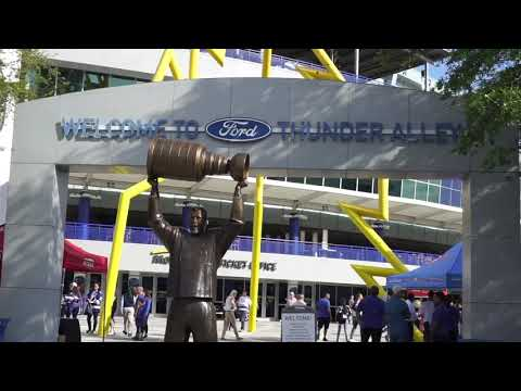 Erin Alvey anthem Tampa Bay Lightning