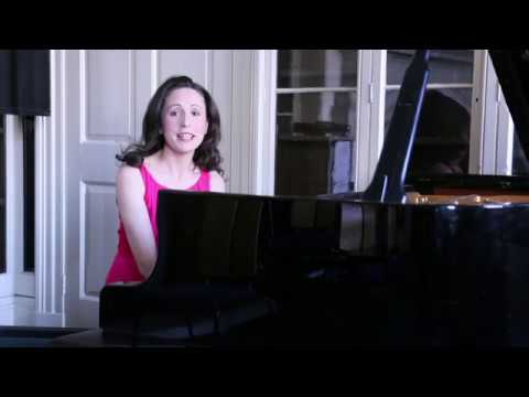 Maria Marchant on the launch of her CD 'Bantock Rediscovered'