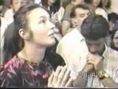 Daily Virgin appearances in Bosnia