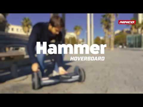 NINCOWHEELS HAMMER HOVERBOARD