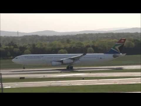 Spotting at Washington Dulles International Airport - May 4, 2013