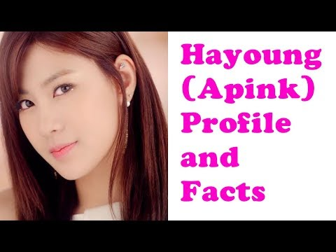 APINK Hayoung Profile and Facts | KPOP Apink Members