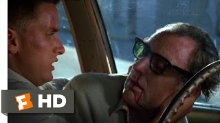 Repo Man (9/10) Movie CLIP - Hitching a Ride With J. Frank Parnell (1984) HD