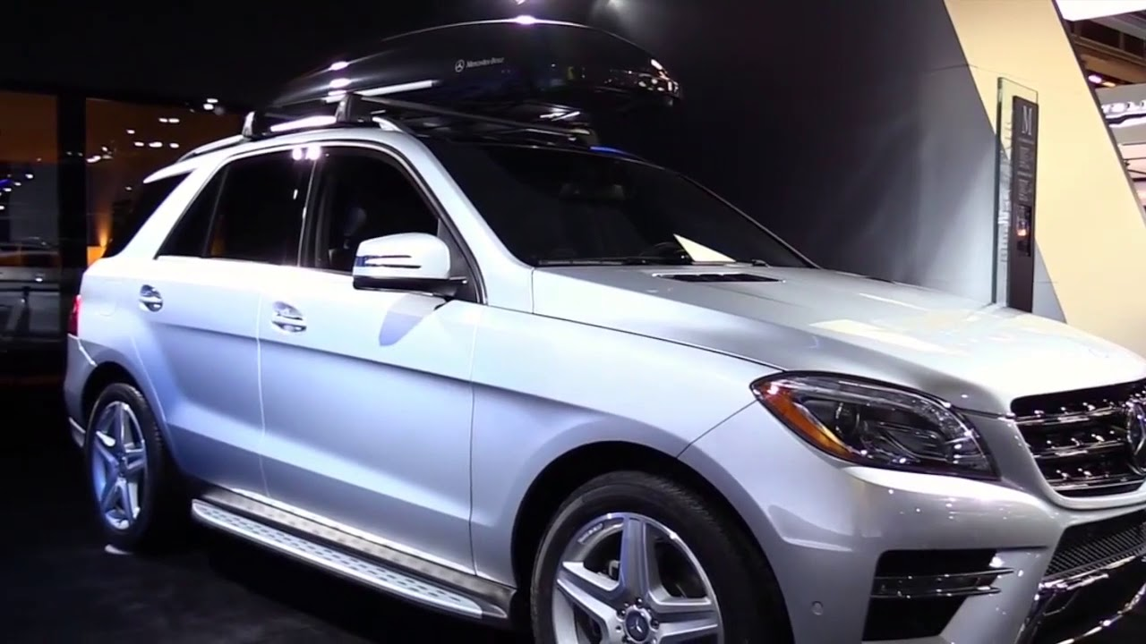 2017 Mercedes Benz Ml350 Bluetec Pro