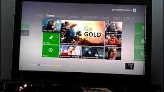 Xbox 360 S 4GB Corrupt Hard Drive