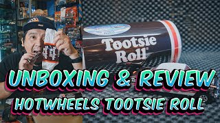 UNBOXING & REVIEW Hotwheels Tootsie Roll