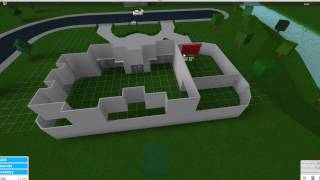 Roblox | Bloxburg Country Home | Speedbuild!