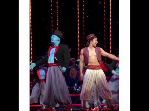 Ace Marrero as Aladdin
