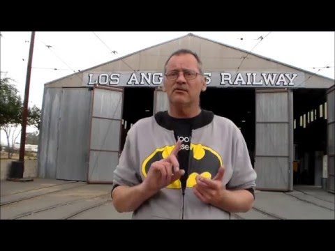 Train museum and swap meet part 2