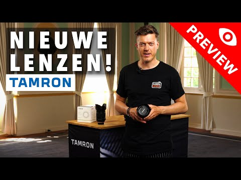 De Tamron 17-28mm voor SONY en meer! - Kamera Express