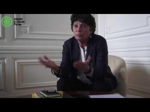 La création de la CRIIRAD - Michèle RIVASI