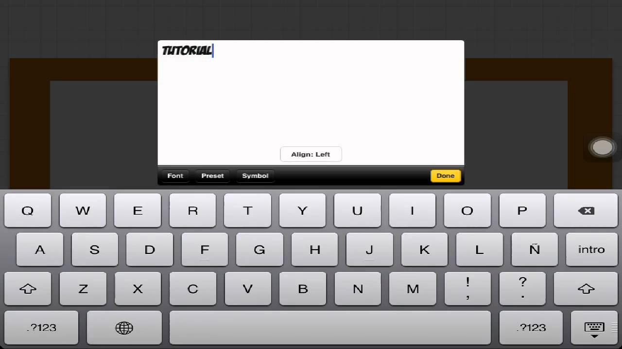 Cómo hacer un marco para tus vídeos 2.0 en PS Touch iOS. - YouTube
