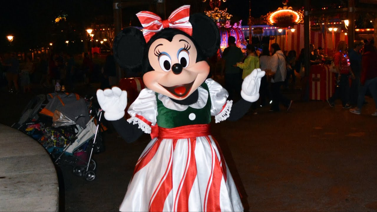 Mickey Mouse Christmas Youtube