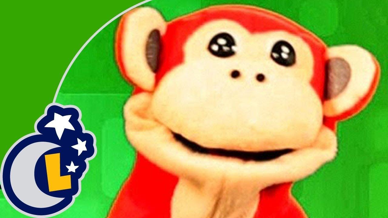La Cancion de los Colores para niños - El Mono Sílabo - Canciones Infantiles - Videos Educativos