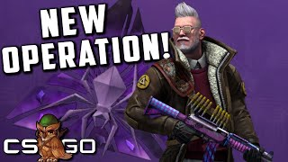New Operation!  SG553 NERF!  Custom Player Skins!?