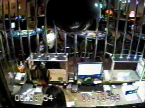 Video of robbery at Goldie's Casino