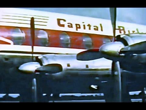 Capital Vickers Viscount Promo Film  - 1955