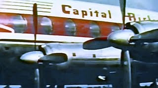 Capital Vickers Viscount Promo Film  - 1955