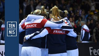 Zapping Fed Cup : Finale France-République Tchèque 2016