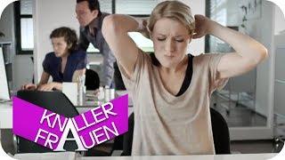Was tut Martina gegen unangenehme Schweißgerüche?