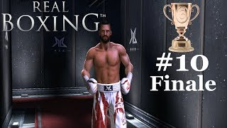 Lets Play Real Boxing #10 Roosters-Turnier Finale vs Seth Holden