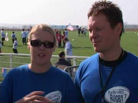 Parlez Vous rugby? video from British Council France projects
