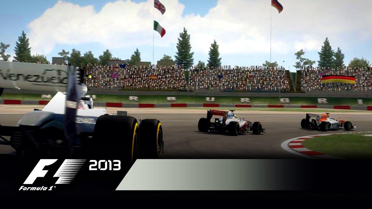 gare f1 2013