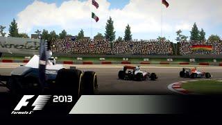 F1 2013 India Hotlap