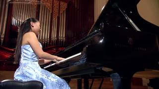 Aimi Kobayashi – Mazurka in B flat major Op. 17 No. 1 (third stage)