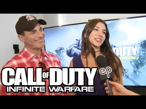 Call of Duty: Infinite Warfare  Singleplayer !