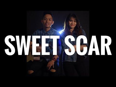 WEIRD GENIUS - SWEET SCAR (Acoustic Cover) | Audree Dewangga, Yotari Kezia