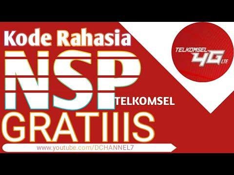 Kode Rahasia NSP Telkomsel Gratis