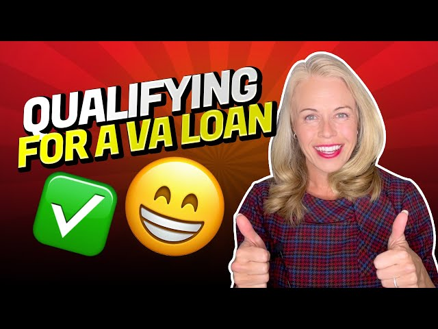 VA Wednesday: What First Time Buyers Need To Qualify For a VA Loan - VA Mortgage Misconceptions 🏠