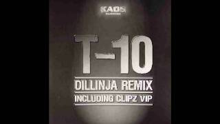 Distorted Minds - T-10 (Clipz Remix)