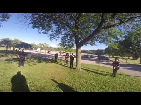 Wauwatosa PD threatens to shoot me, I hadn't broken the law part 2