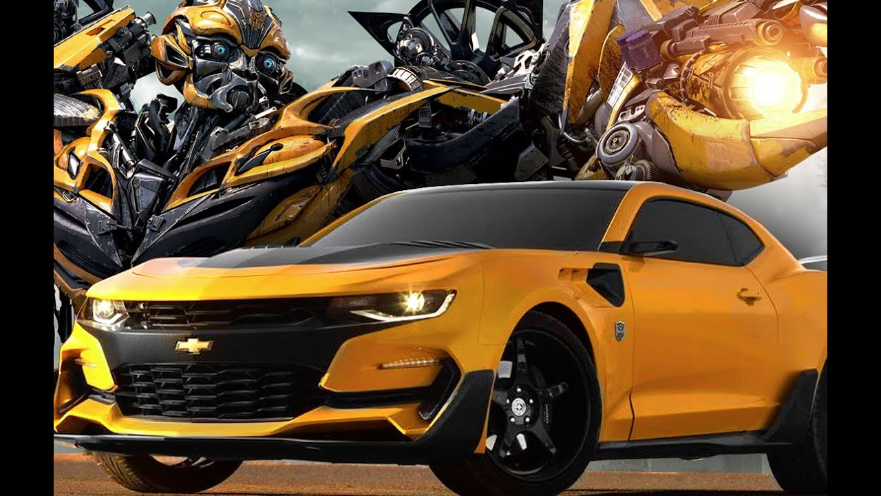 2017 Transformers 5 Bumblebee Camaro Youtube