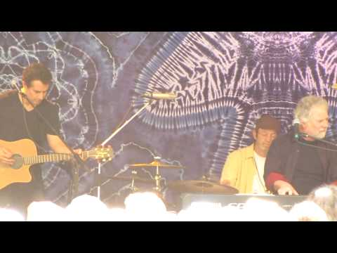 Chuck Leavell with  The Randall Bramblett Band ~ Dead Flowers