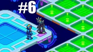 Let's Play Mega Man Battle Network 6 Cybeast Falzar #6 - Fish